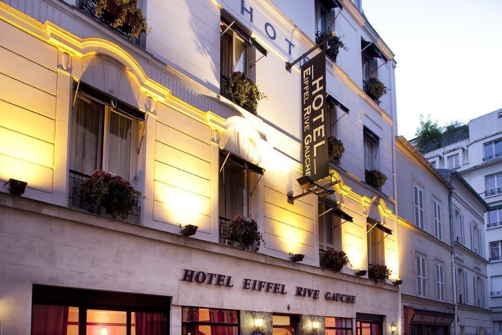 H Tel Eiffel Rive Gauche Paris Review By Eurocheapo