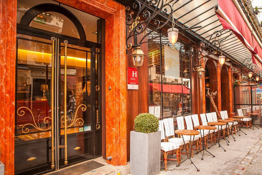 Hotel Europe Saint Severin Paris Paris